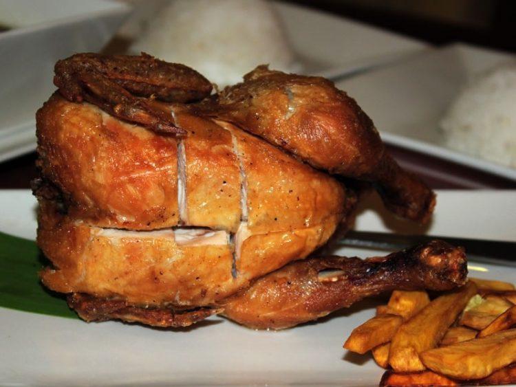 Пијано органско пиле за 4 лица