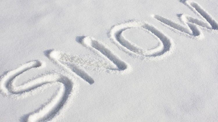 Пресврт со времето: Доаѓа снегот