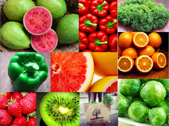 """Јадете ги почесто: Овие намирници """"вријат"""" од витамин Ц"""