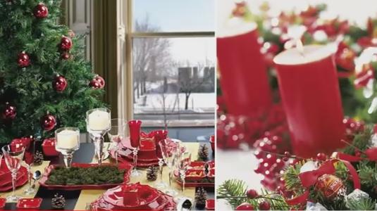 Нека блесне божиќната трпеза: Идеи за секој дом