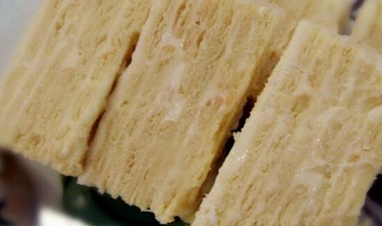 ОВА Е ПОВЕЌЕ ОД ДЕЛИКАТЕС: Посна солена бајадера