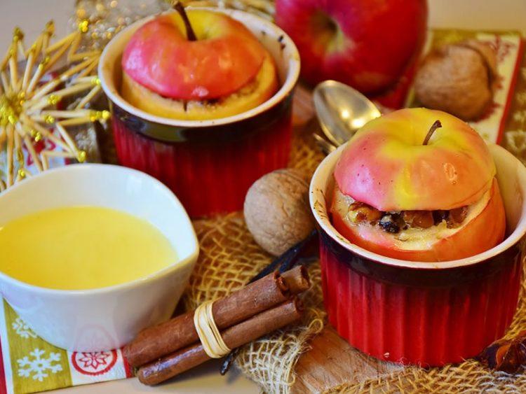 Десерт со јаболко без шеќер кој не се пече!