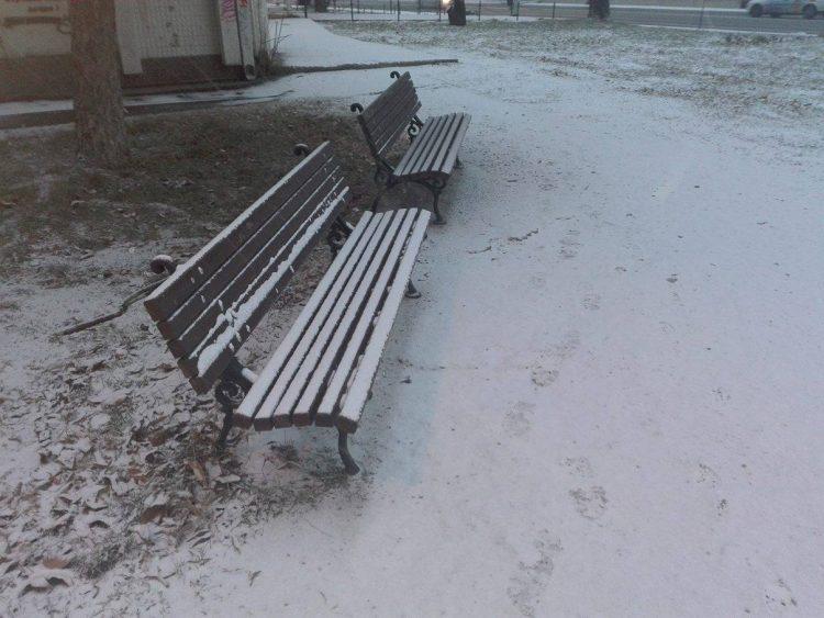 Следуваат обилни врнежи од снег – ќе паѓа со денови