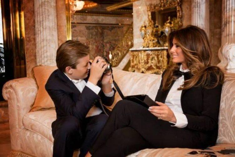 Секогаш елегантна – Меланија Трамп во сите модни изданија (ФОТО)