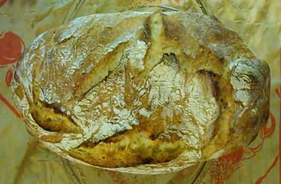 Брз леб кој не се меси