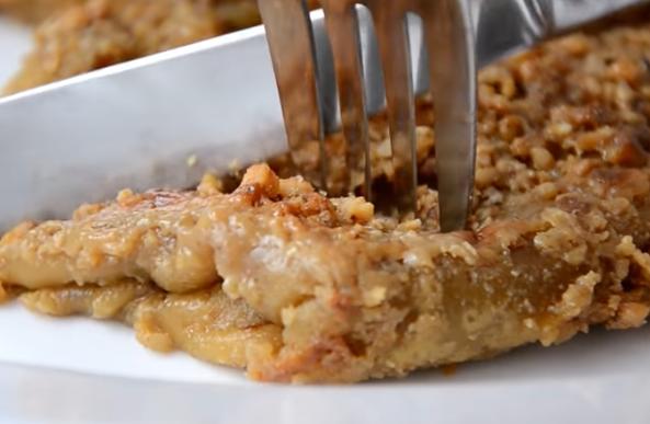 Вкусни палачинки со ореви