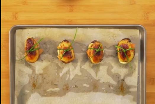 Ќе заборавите на пржени и печени: Компир-залачиња е новиот деликатес