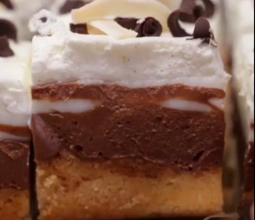 Три слоја уживање: Највкусните чоколадни коцки
