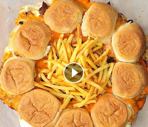 Пита со помфрит: И најискусната домаќинка не го направила ова