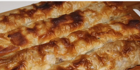 ЛЕСНО И БРЗО: Највкусната пита со компир