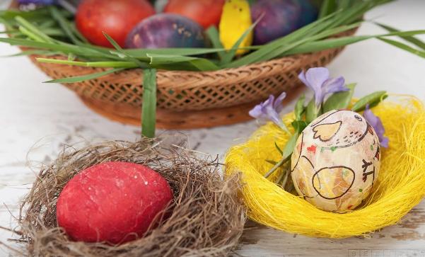 Земете ја четката и препуштете се: Најубавата идеја за велигденски јајца