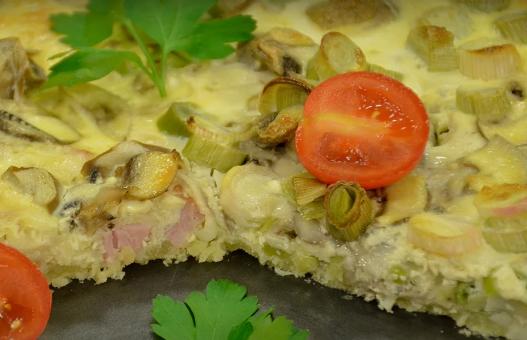 Ќе заборавите на пита со месо и спанаќ: Рецепт за Француска пита