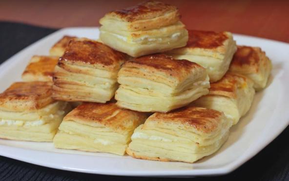 Денот по утрото се познава: Мини погачи со сирење