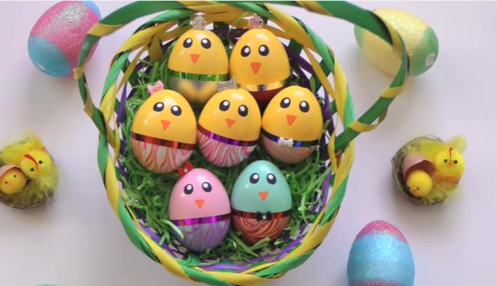 РАДОСТ ЗА ДЕЦАТА: Весели велигденски јајца