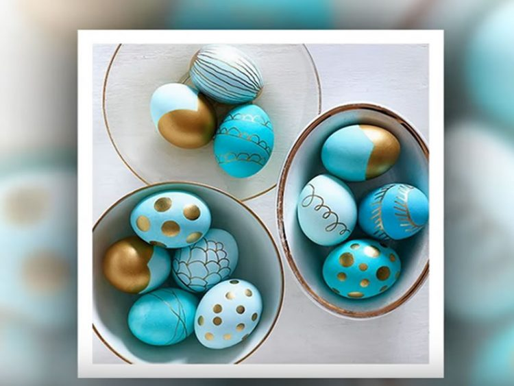 ПОВЕЌЕ ОД 50 НАЧИНИ: Најдобри идеи за декорација на велигденски јајца (ВИДЕО)