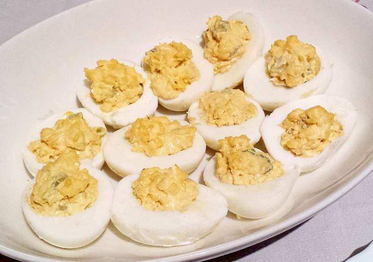 СОВРШЕНО ЗА ПЕРИОДОВ: Полнети јајца по најдобар рецепт