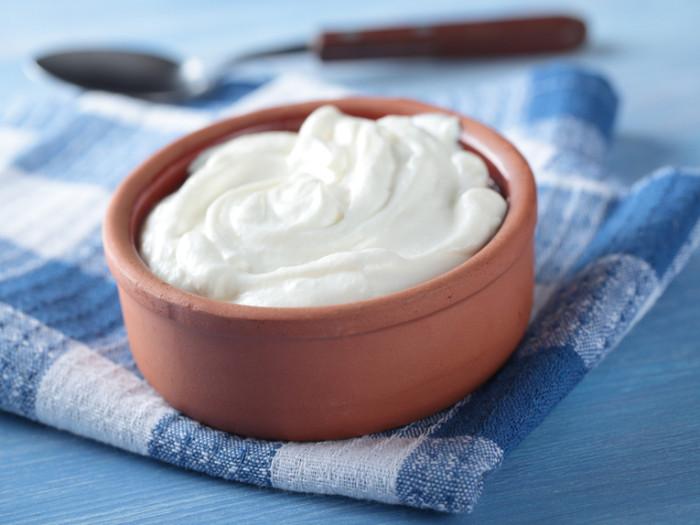 Освежувачка и здрава салата со јогурт