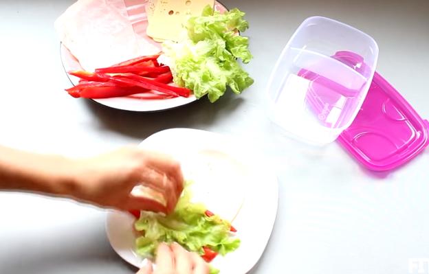 НЕ ДЕБЕЛЕЕ, ТОЛКУ Е ВКУСНО: Фит појадок кој може да го понесете на работа