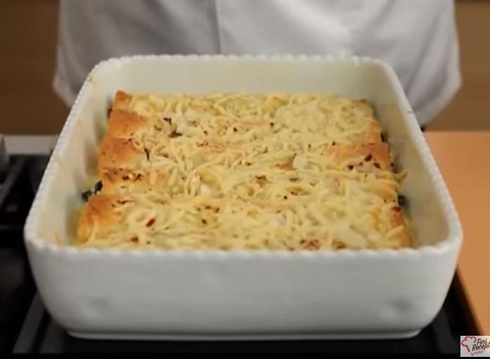 ВАКВИ НЕ СТЕ ЈАДЕЛЕ: Запечени тортиљи со богат фил