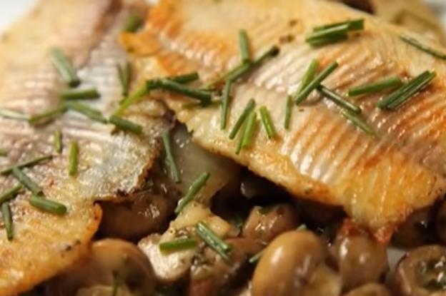 СПЕЦИЈАЛИТЕТ: Филети од риба со највкусен сос