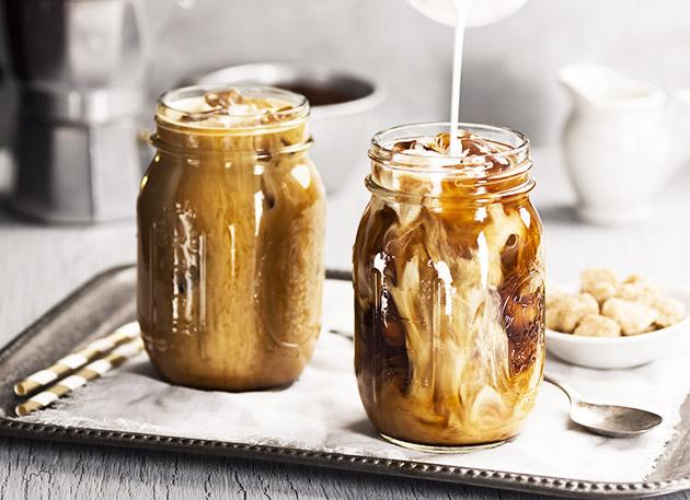 ВАКВО НЕМА НИ ВО КАФУЛЕ: Највкусно ледено кафе со сладолед