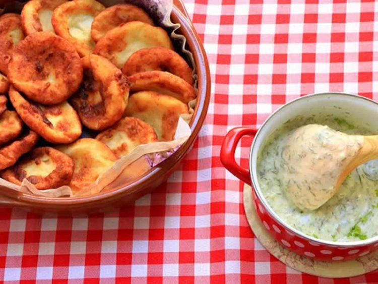 Крокети од компири и сос од копар – одлична комбинација!