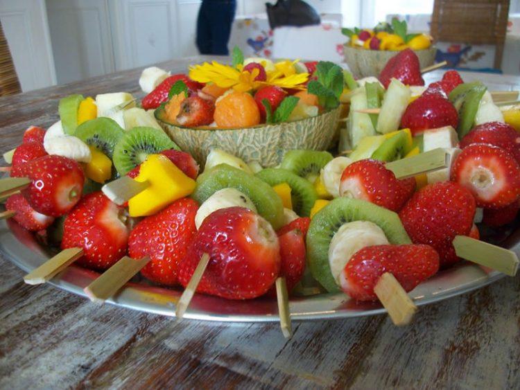 Освежувачки овошни ражничи