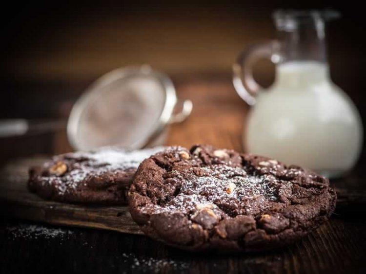 Бисквит колачиња со вкус на кафе