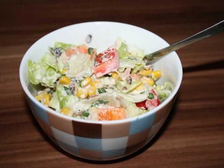 Ладна салата од варени јајца: Најубавиот рецепт од Далечен исток