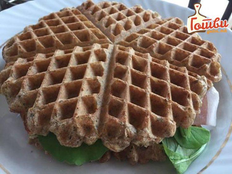 Хроно вафли – Кралски појадок со кој ќе слабеете