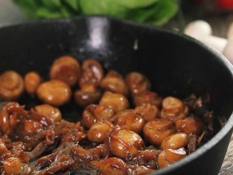 Деликатес за постот со масло: Печурки на жар