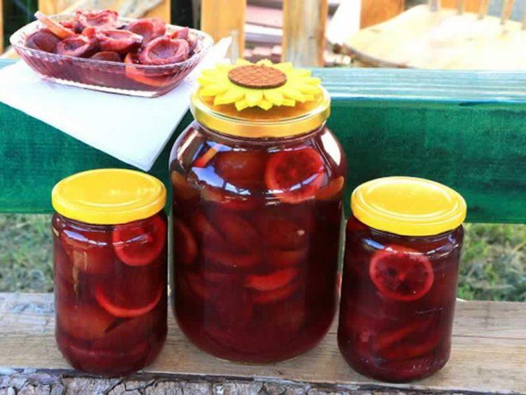 Домашен компот – Крие витамин најздрав за телото
