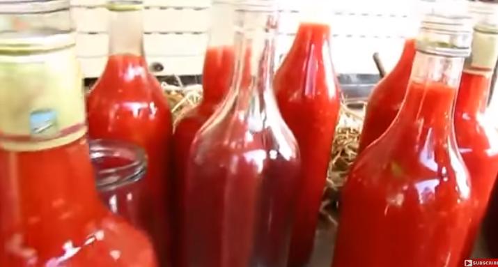 Сок од домати – витамини и супер вкус за оваа зима