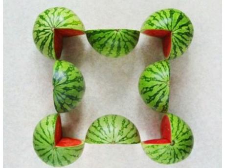 Фото: Колку лубеници гледате на сликата?