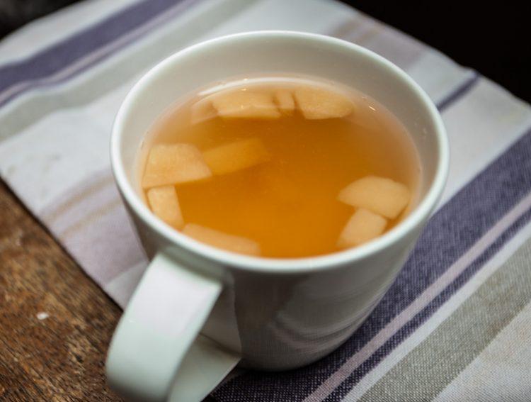 Чај за прочистување на грлото – Лек за 10 минути