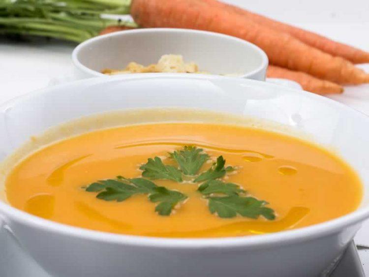 Чорба од тиква – Портокалова чинија витамини