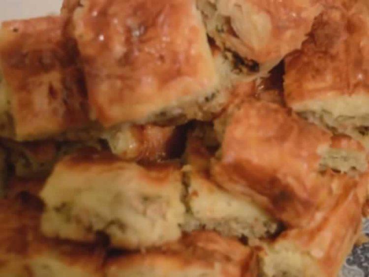 Посен бурек – рецепт повкусен од оној со месо и сирење