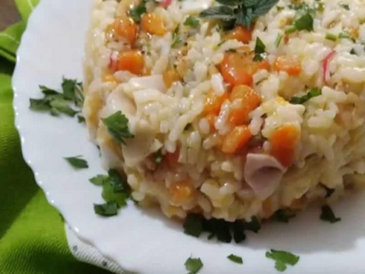 Ќофтиња од интегрален ориз