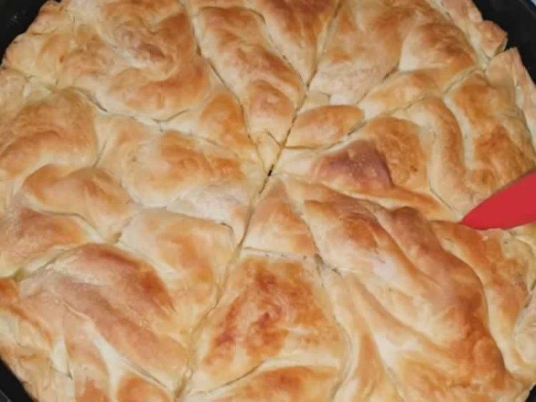 Нема повкусна: Лисната македонска пита