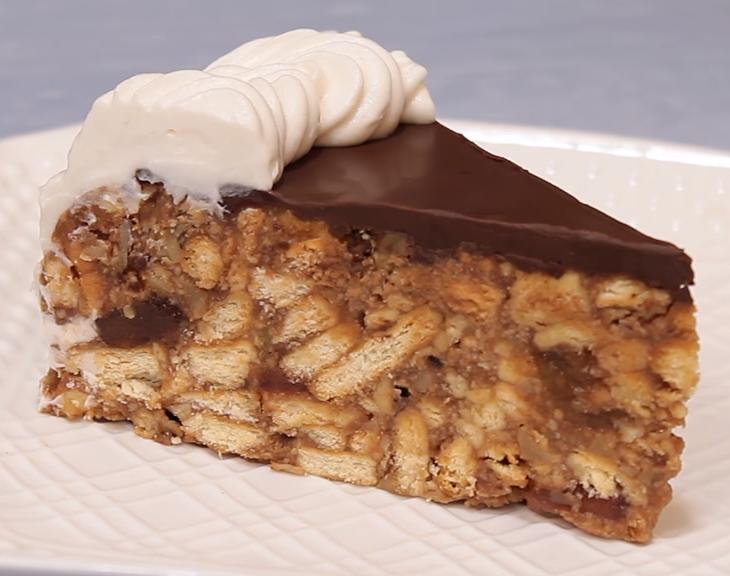 Видео рецепт: Брза посна торта со изглед од милион долари