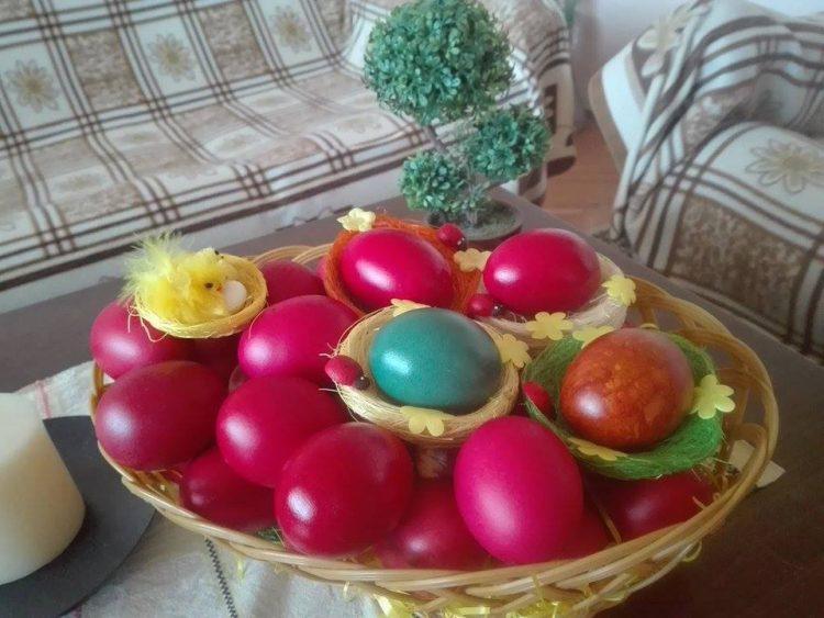 На Велики четврток се вапцаат јајца – што означува секоја боја?