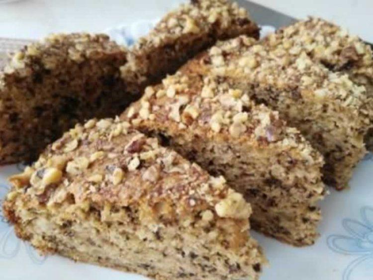 Без брашно: Брз колач од јаболка, сочен и неодолив (Видео)