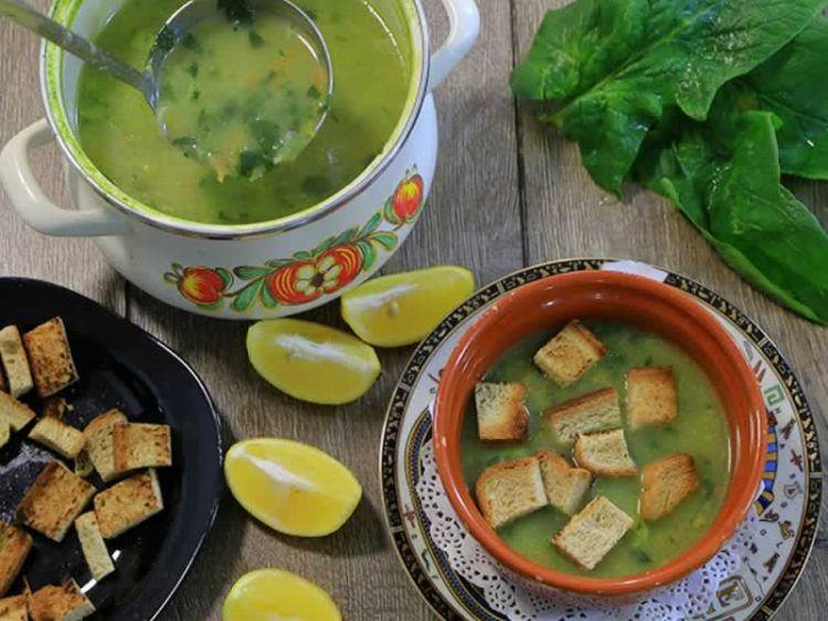 Четири чорби а постапката е иста – Лесен ручек полн витамини и железо