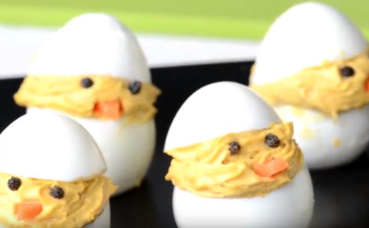 ВИДЕО: Полнети велигденски јајца – За да не фрлите храна по Велигден