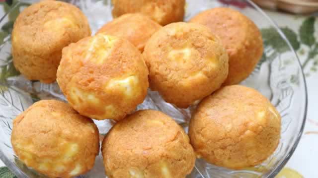 Личи на проја: Бразилски рецепт за печиво со сирење