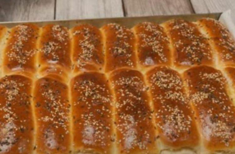 Турски рецепт: Меки кифли кои остануваат свежи и до 3 дена