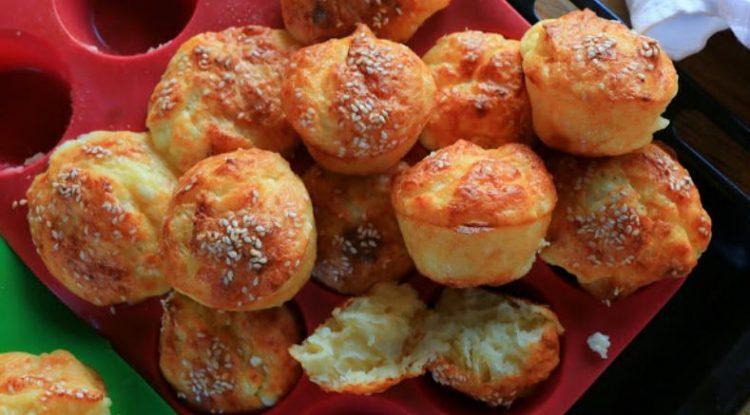 Вкусен доручек: Мафини од кори за пита