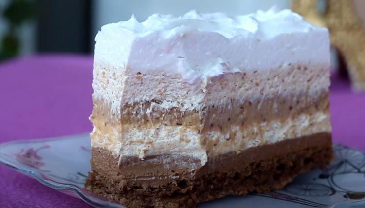 Неодолива кремаста Хуанито торта