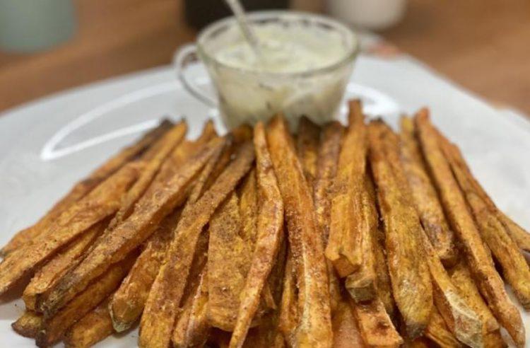 Помфрит од рерна: Здрав и крцкав оброк