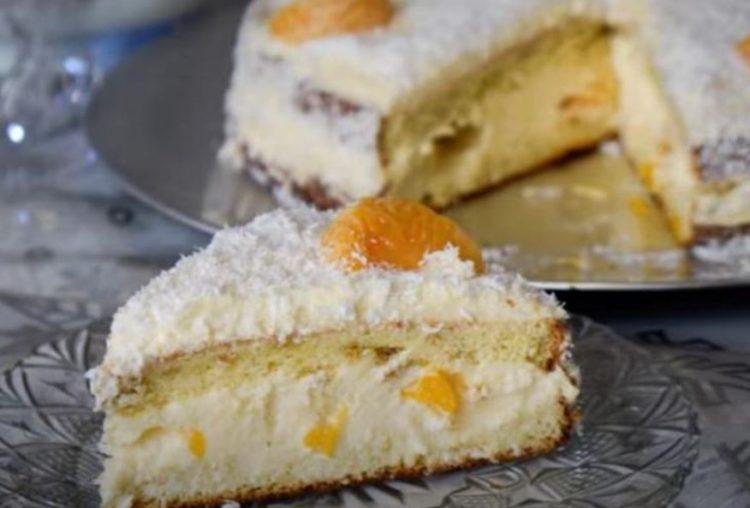 Торта со мандарини: Кремаста и сочна, ќе ја обожавате!